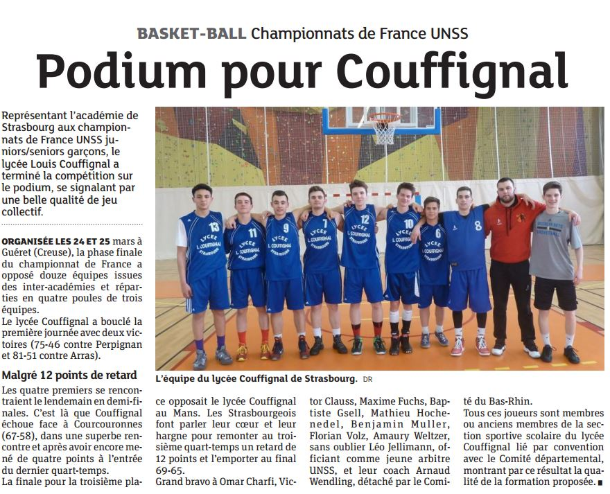 Section Couffignal-dna-13042016
