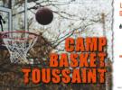Camps Basket Toussaint 2019